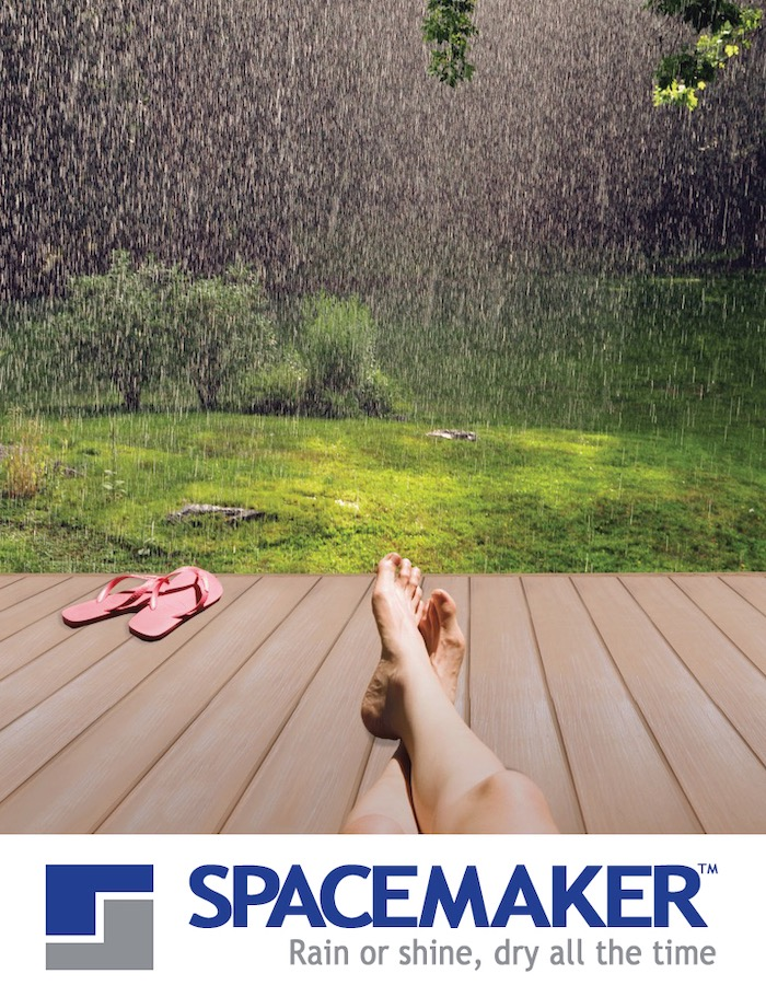About SpaceMaker Waterproof Flooring