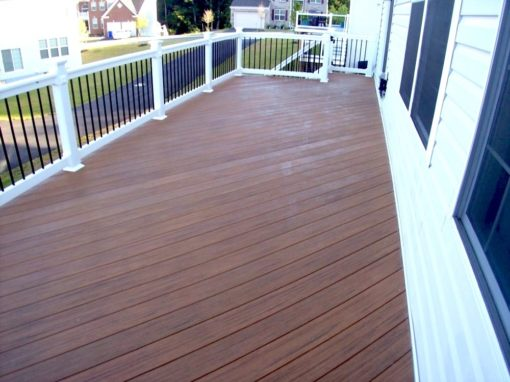 Brown Spacemaker Decking