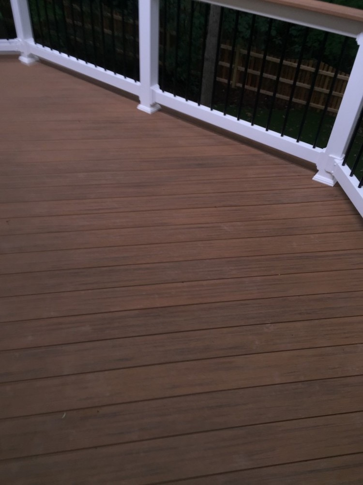 Composite Deck Waterproofing