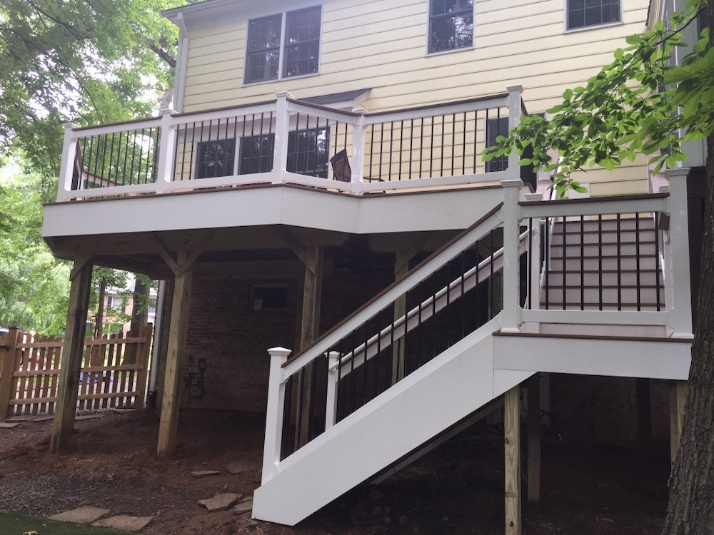 Deck Waterproofing Balcony