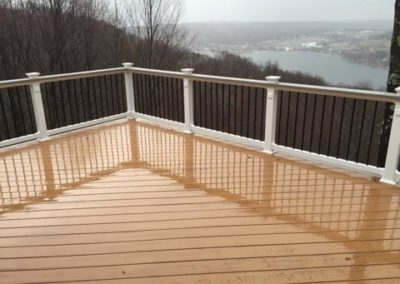 Deep Creek Lake Outdoor Flooring