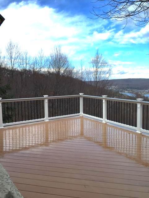 Deep Creek Lake Waterproof Deck