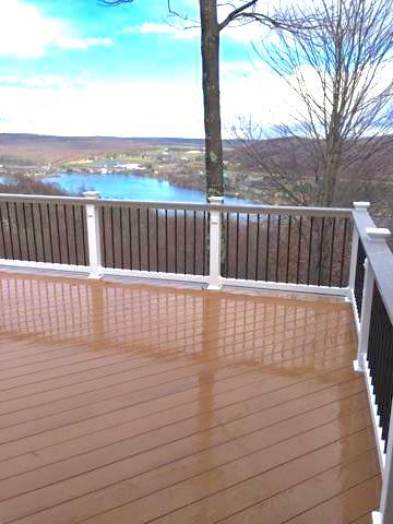 Deep Creek Lake Waterproof Decks