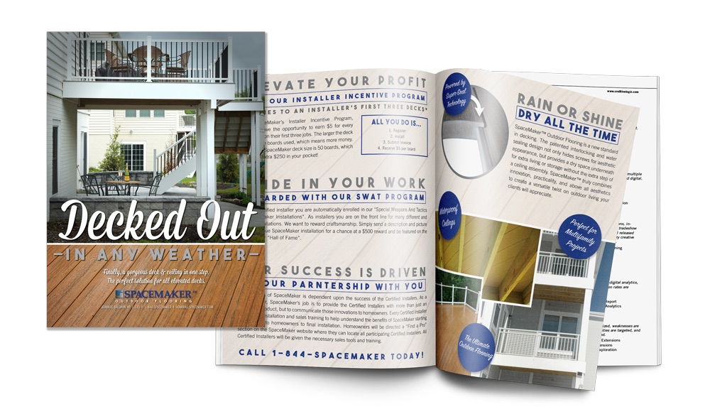 Professional Deck Builder Magazine