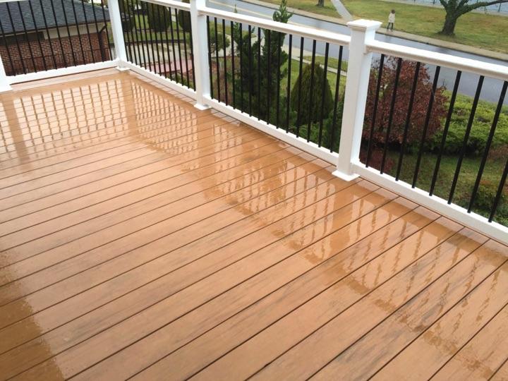 Outdoor Balcony Deck Waterproof
