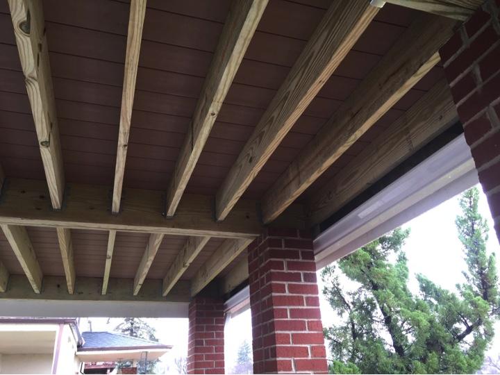 Outdoor Balcony Flooring
