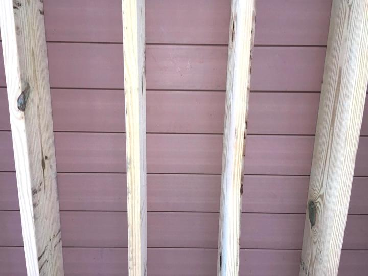 Outdoor Balcony Waterproof Deck