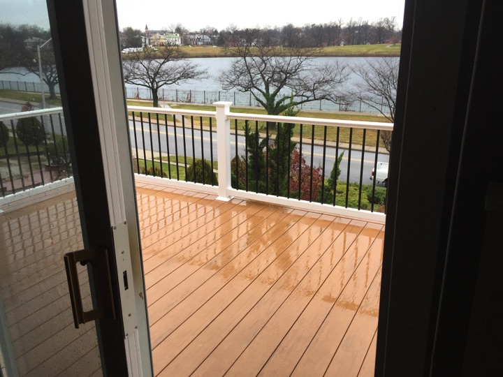 Outdoor Balcony Waterproofing