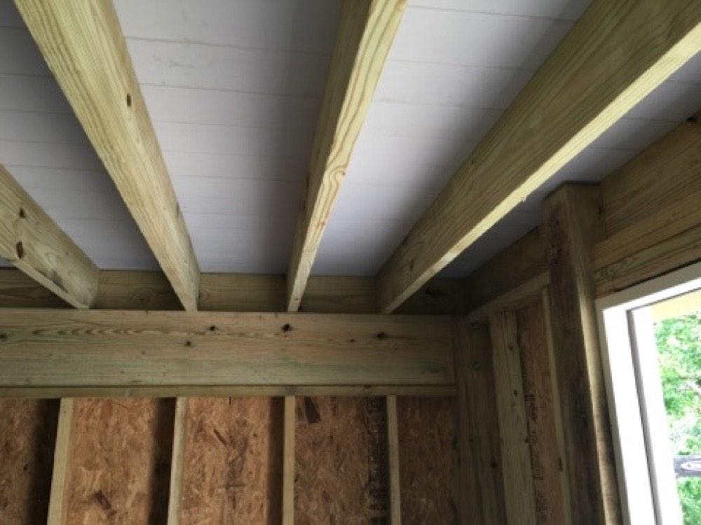 Outdoor Deck Waterproof