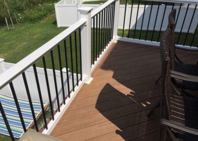 Outdoor Deck Over Spa