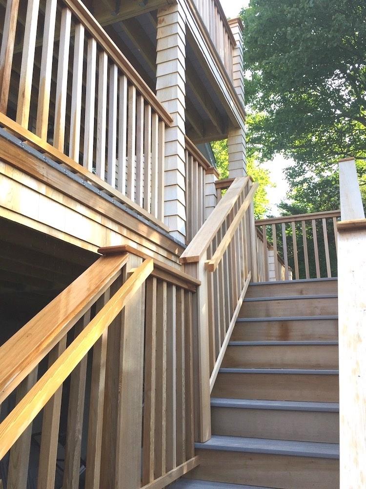 Rhode Island Deck Flooring