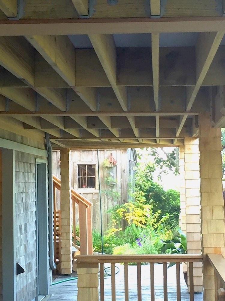 Rhode Island Floor Deck