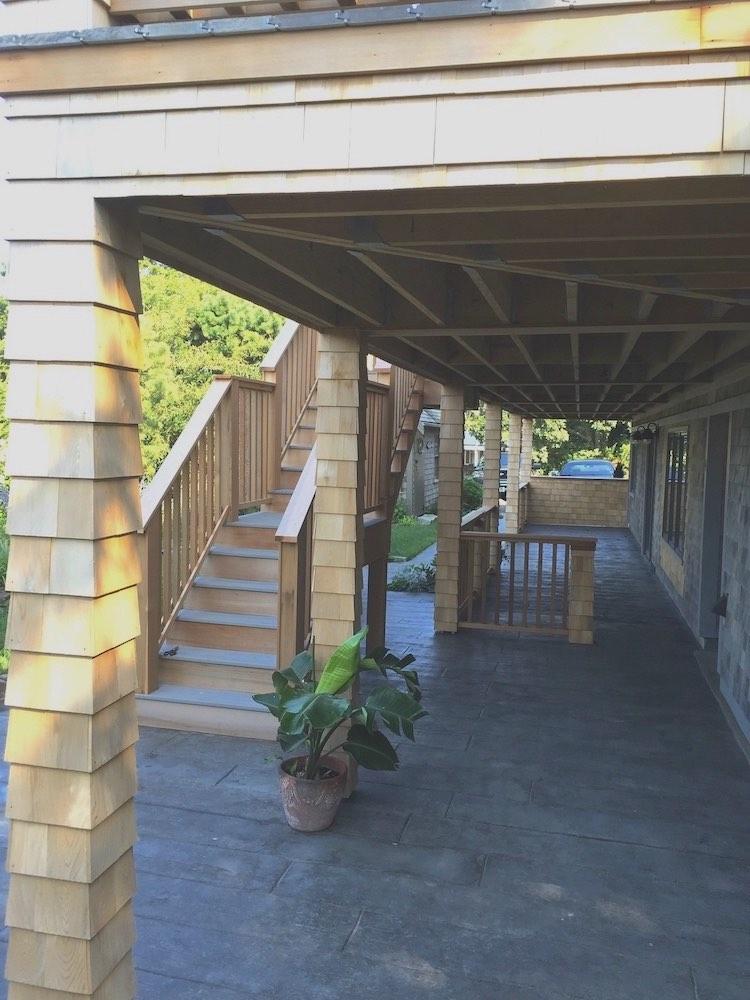 Rhode Island Flooring Deck
