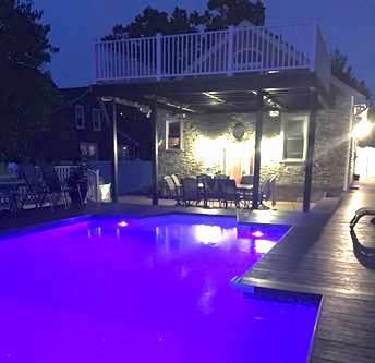 Waterproof Deck Outdoor