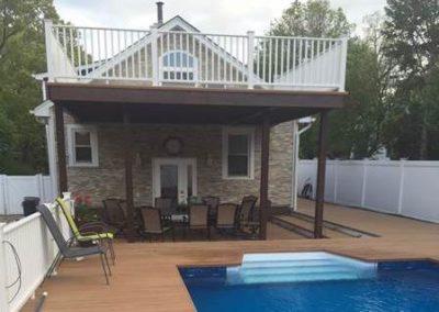 Waterproof Deck